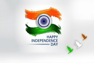 15th August. India's Independence