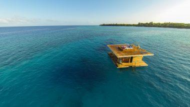 manta resort unterwasser