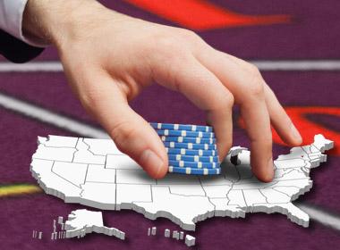 Increased state's revenues through gambling