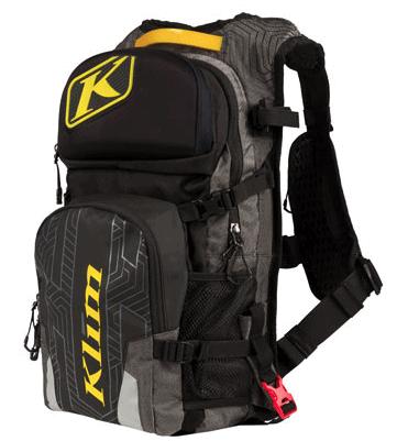 Klim dirt bike backpack