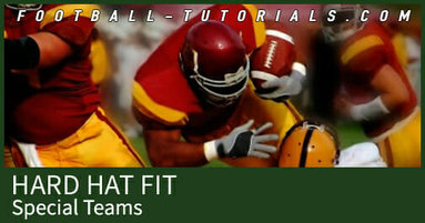 HARD HAT FIT SPECIAL TEAMS DRILL 4