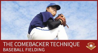 BASEBALL FIELDING COMEBACKER