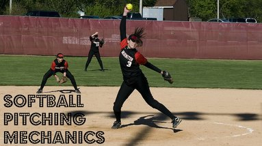 softball pitching
