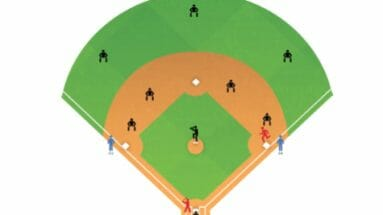 Small Ball Softball Baserunning Drill