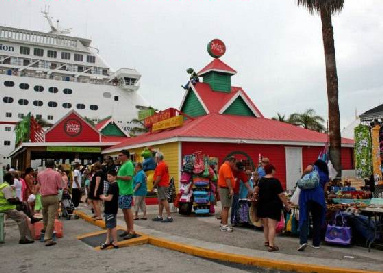 Grand Bahama Island Rebounding a Month after Hurricane Dorian - Grand Bahama Cruise Port