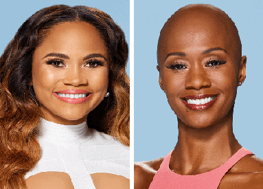 Two Jamaicans on Bravo's Married to Medicine, Los Angeles Shanique Drummond and Dr. Imani J. Walker