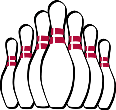 Pin Bowling Seven Play White Game  - Clker-Free-Vector-Images / Pixabay