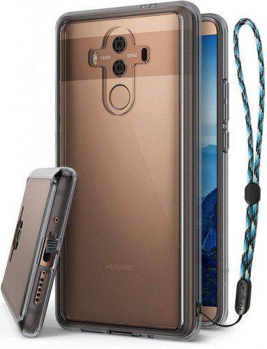 Ringke Fusion Crystal Clear Transparent Case for Mate 10 Pro