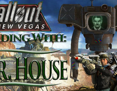 Fallout New Vegas Mr. House