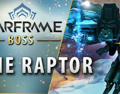 Warframe Raptor