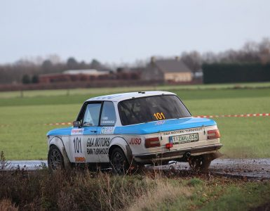 Guino Kenis & Bjorn Vanoverschelde - BMW 2002 Ti - Kempenrally 2019