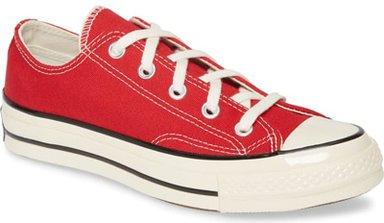 Converse Chuck Taylor sneaker | 40plusstyle.com
