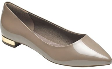 Rockport 'Total Motion - Adelyn' ballet flat | 40plusstyle.com