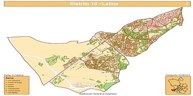 Madrid distrito Latina