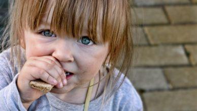 España - Pobreza infantil
