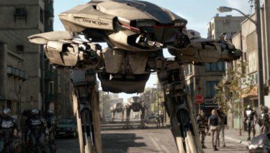 IA - Guerra robots