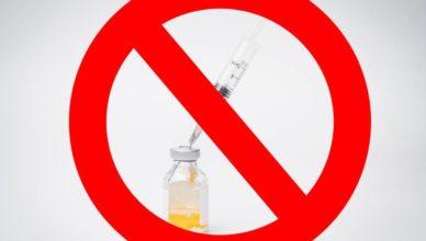 Vacunas NO