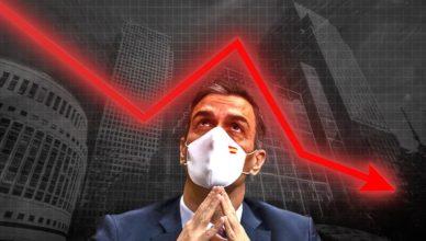 Pedro Sánchez quiebra economía española