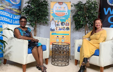 Yellow Cab of Broward Presents the VIP Garden Experience at the Taste of Lauderdale Lakes