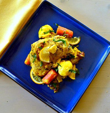 Saffron Chicken