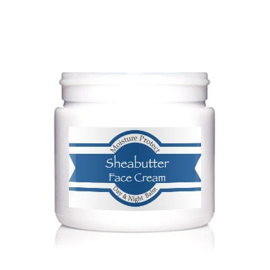 Moisture Protect Sheabutter Face Cream