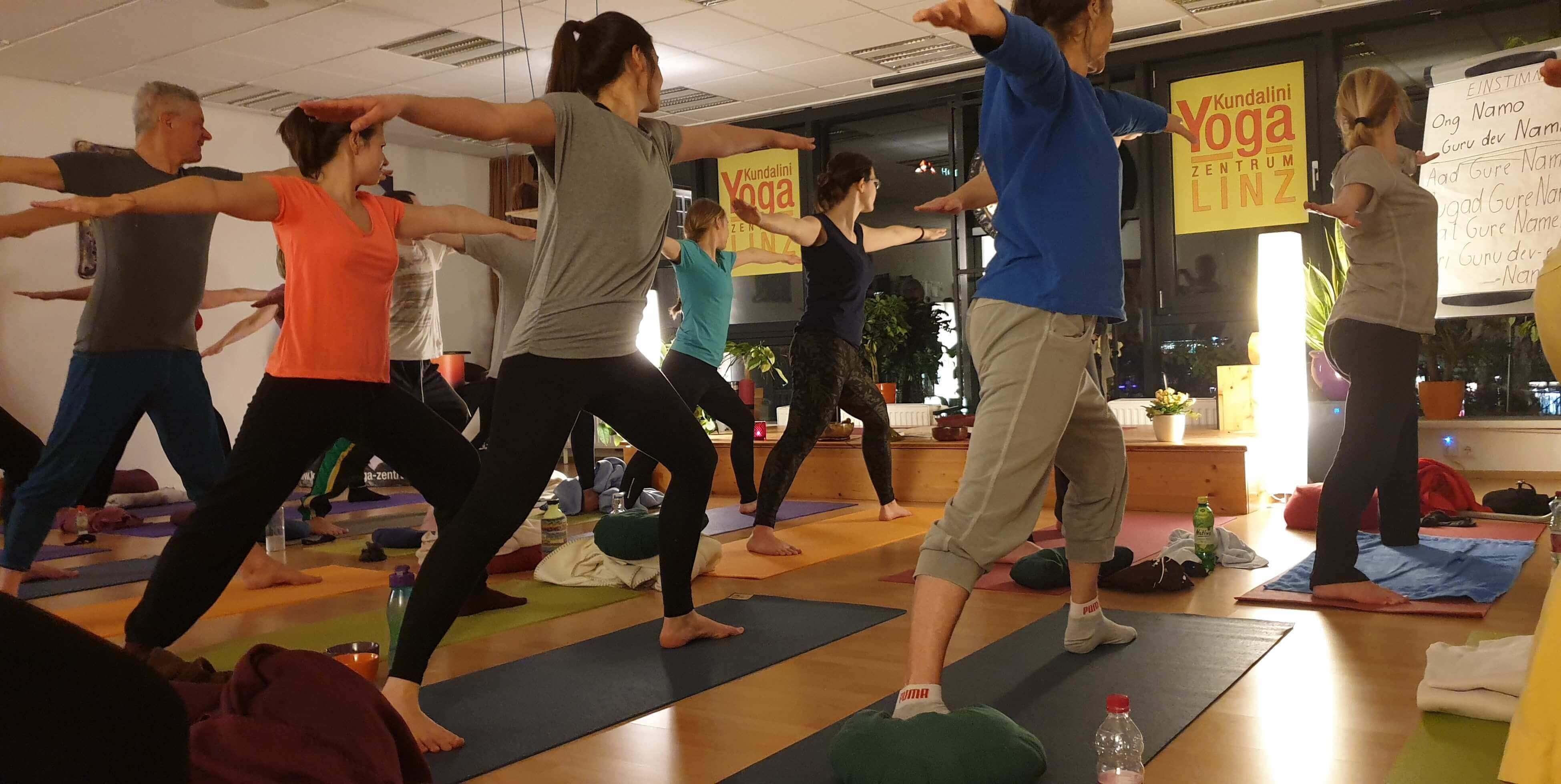 Kundalini Yoga Kurse Linz