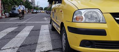 Photo of Taxistas de Yopal fueron sensibilizados en cultura vial