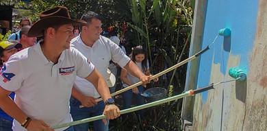 Photo of Gobernación llegó a Chameza con la Jornada «Gobernador en casa»