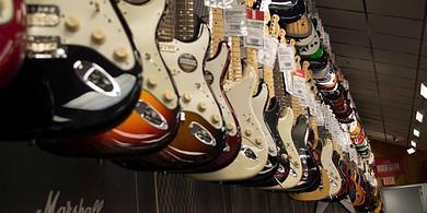 Guitar Center Trade in