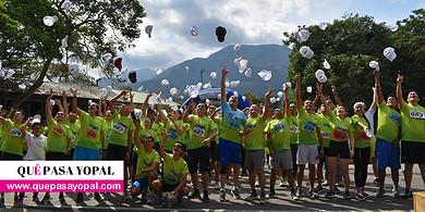 Photo of Equión realizó séptima Maratón 10K Piedemonte