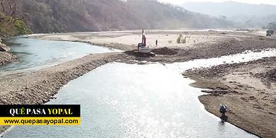 Photo of Sellan cruce ilegal que desviaba el cauce del río Pauto