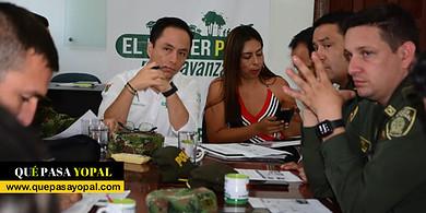 Photo of Autoridades de Yopal adoptarán medidas de seguridad ante movilizaciones sociales