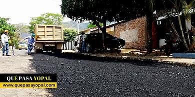 Photo of Sigue avanzando el parcheo de la malla vial en Yopal