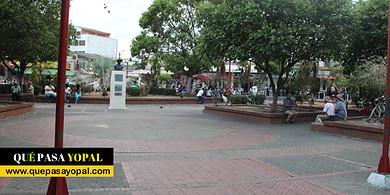 Photo of Autoridades continúan desarrollando acciones para recuperar el parque La Estancia