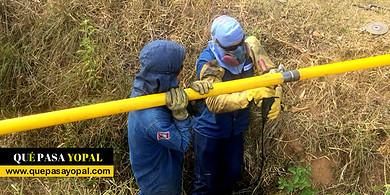 Photo of Más de 21 mil personas beneficiadas con el servicio de gas domiciliario en Casanare