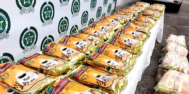 Photo of Recuperado parte del cargamento de café hurtado en Támara