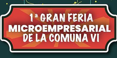 Photo of Primera Gran Feria de la Comuna VI de Yopal, este domingo