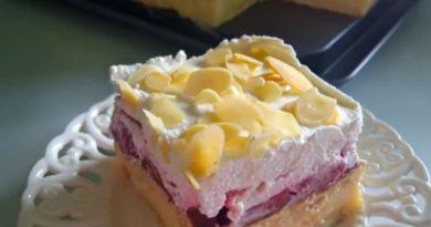 Kremast kolač sa jagodama – Osvojiće vas ukusom