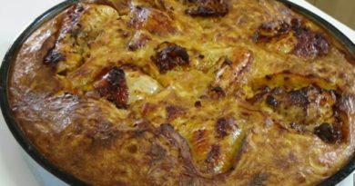 Ručak za kojim svi lude – Piletina i rendani krompir zapečeni u rerni