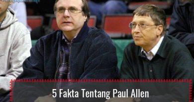 Fakta Tentang Paul Allen