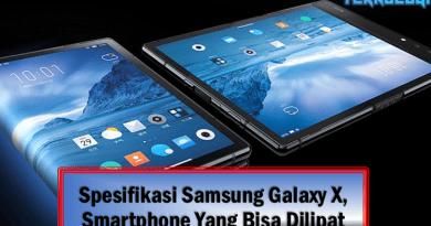 Spesifikasi Samsung Galaxy X