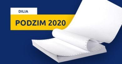 Zprávy DILIA PODZIM 2020