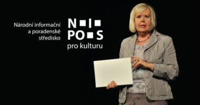 Lenka Lázňovská o NIPOS