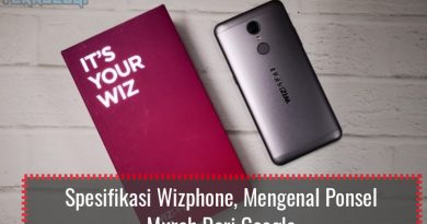 spesifikasi Wizphone
