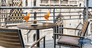 Лучшие отели в центре Вены