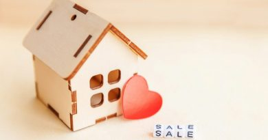 love heart leaning against wooden house| How to successfully put your property on the market