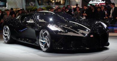 Salão de Genebra 2019 exibe o carro mais caro do mundo: Bugatti La Voiture Noire