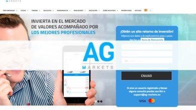 Photo of Revisión AG Markets – ¿Es una Estafa o es seguro? Opiniones