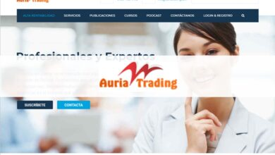 Photo of Revisión Auria Trading – ¿Es una Estafa o es seguro? Opiniones