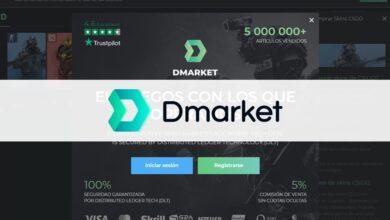 Photo of Revisión DMarket- ¿Es una estafa o es seguro? Opiniones